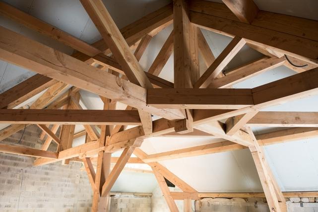 Charpente et structure bois – Aveyron