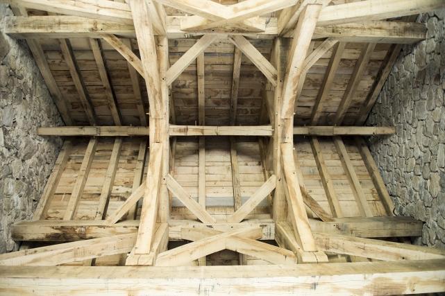Porche en Chêne – Aveyron