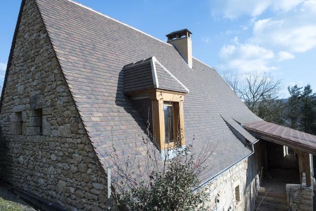 Restauration d'un bâtiment – Vallée Vézère