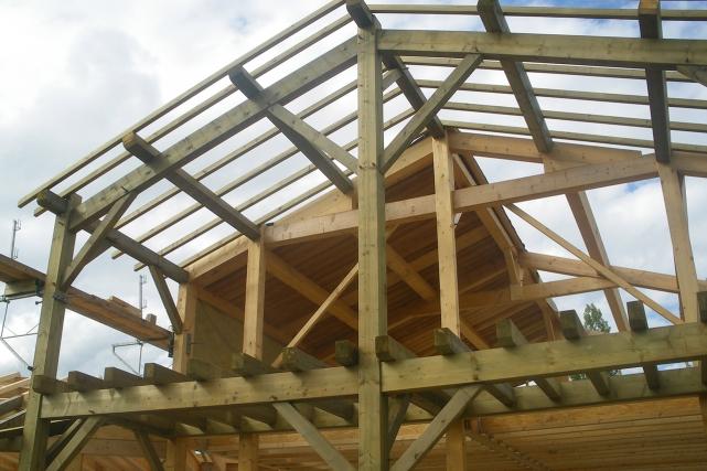 Maison en bois – Sarlat